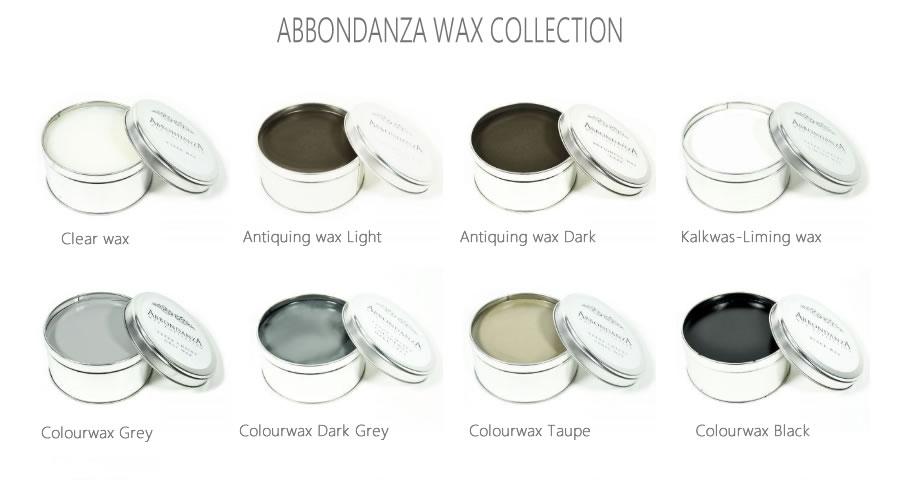 Abbondanza Wax Collection